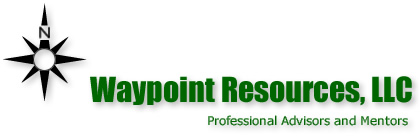 Waypoint Resources Logo